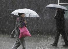 Frente de mal tiempo afecta a a zona central