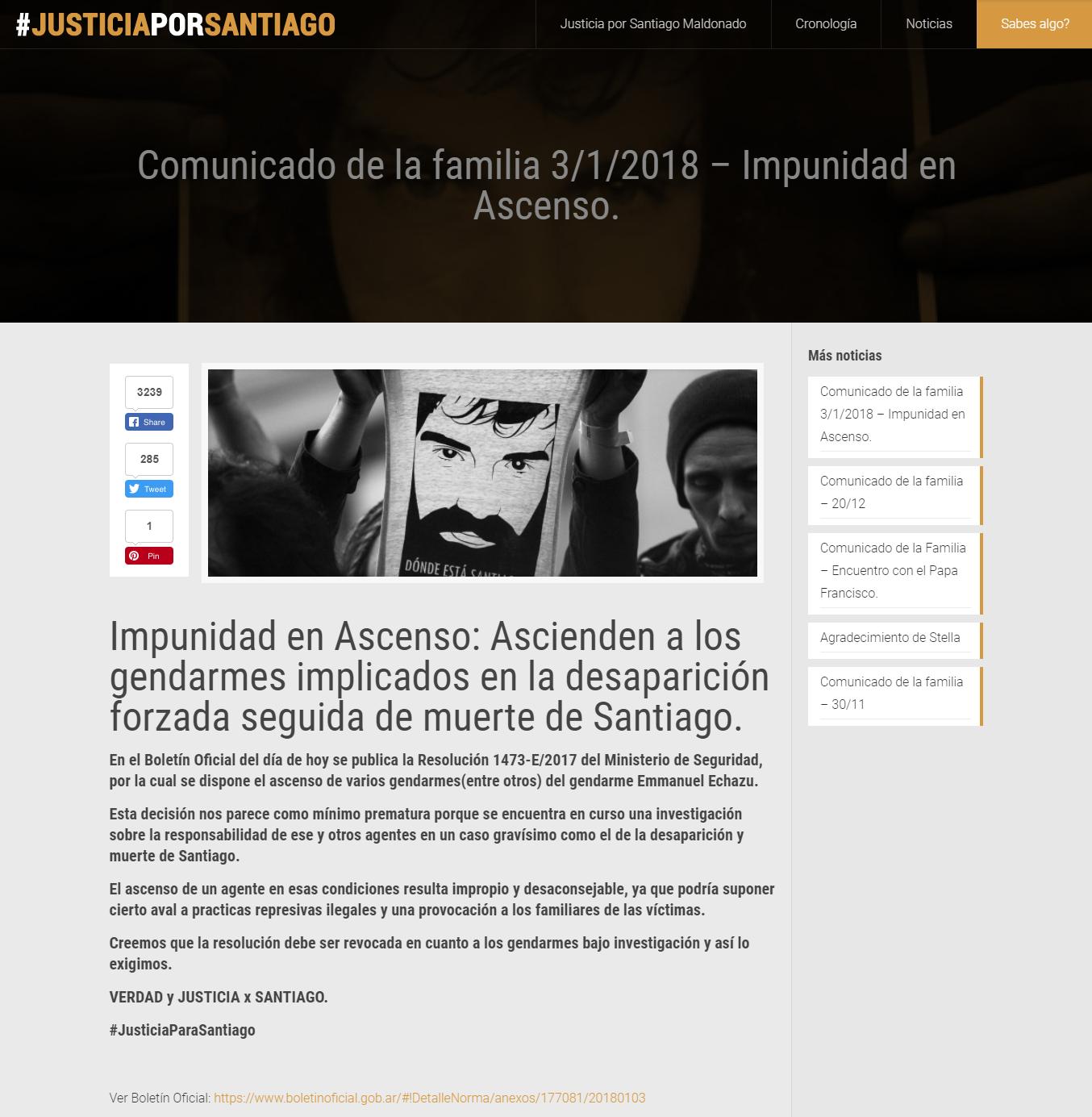 FireShot Capture 386 - Comunicado de la familia 3_1_2018 - I_ - http___www.santiagomaldonado.com_c