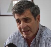 Dip. socialistas Oscar Pieroni