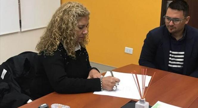 Firma convenio en la Universidad del Chaco