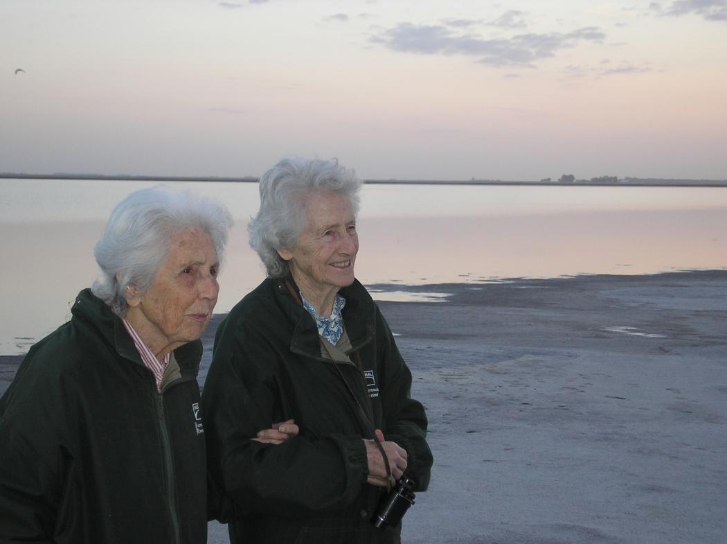 Rachel & Pamela Schiele las iniciadoras del innovador proyecto.Foto web oficial