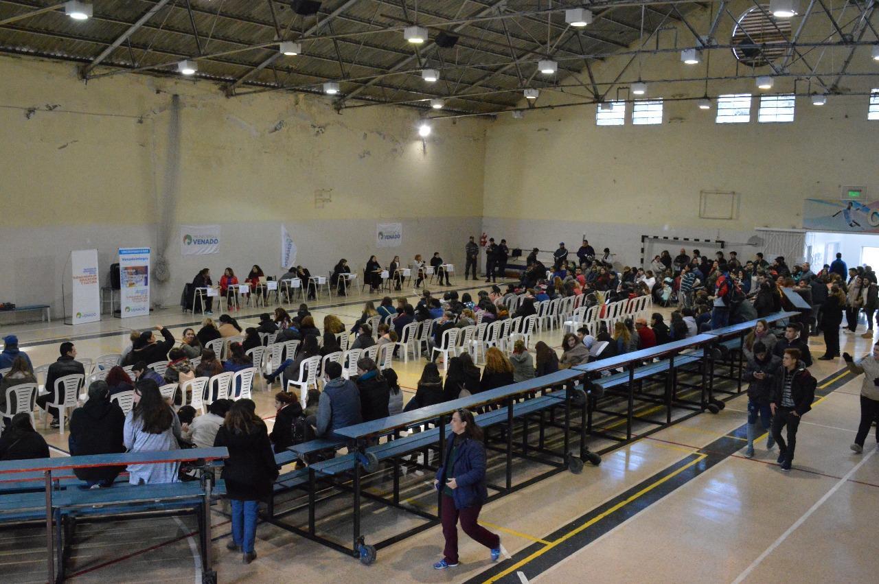 VENADO INTEGRA Palacio Deportes
