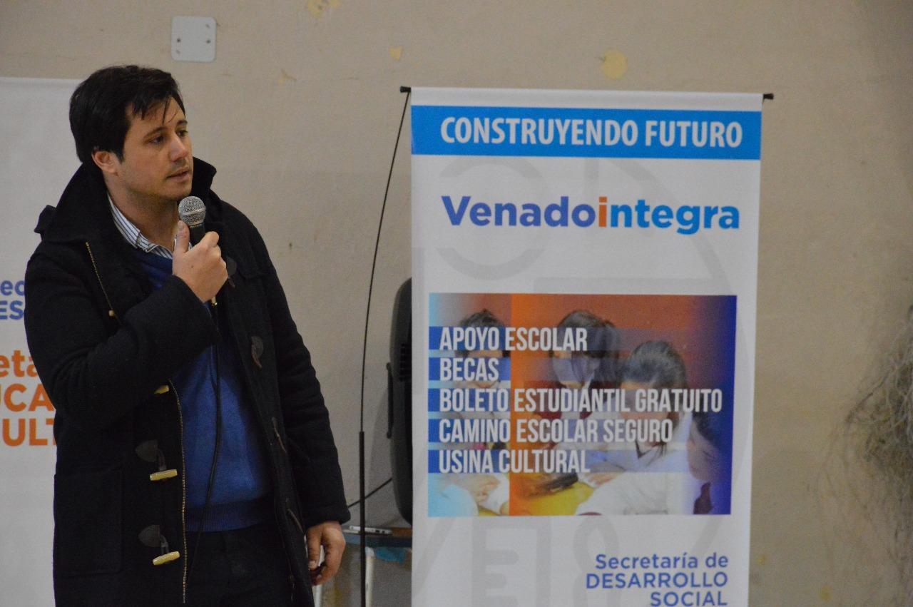 VENADO INTEGRA Roma 02.08.18
