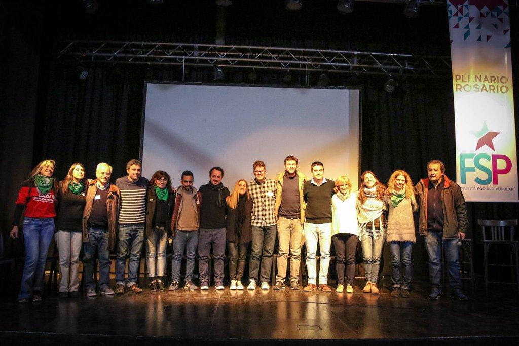 Plenario FSP Rosario