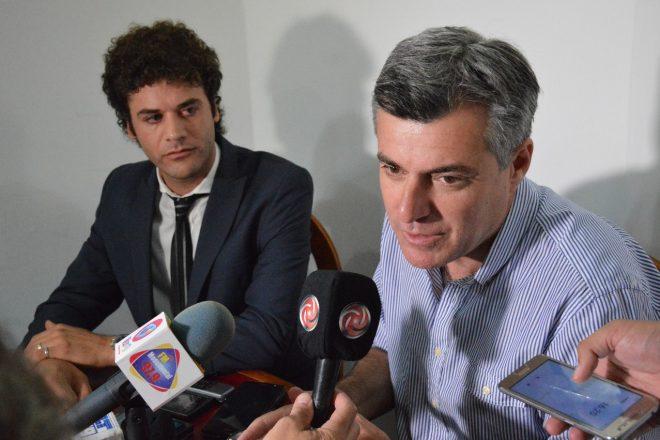 Sorpresa en el gabinete: Freyre anunció la vuelta de Franco Balzaretti