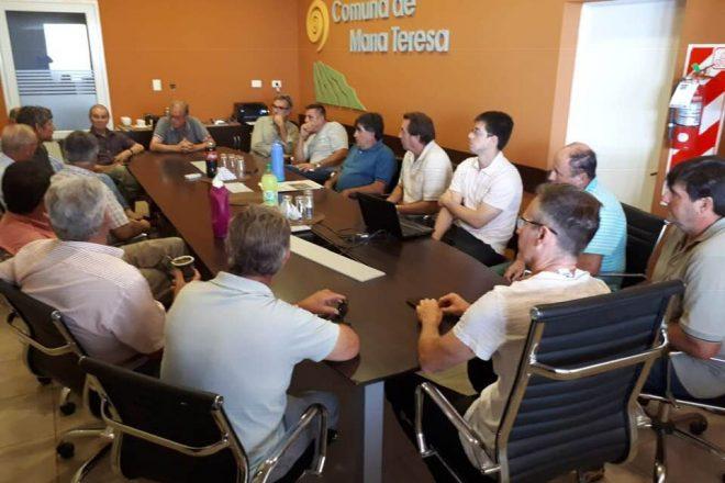María Teresa: Productores y comuna denunciaron existencia de una estructura para cometer abigeatos