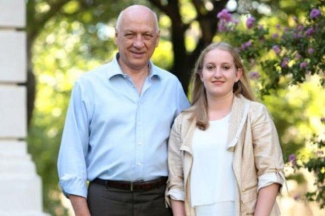 Confirmaron que Victoria Tejeda será la compañera de fórmula de Bonfatti para la gobernación