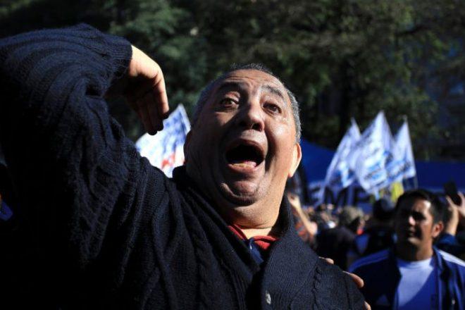 """Luis D'Elía: """"a los que se prestaron a meter preses a los compañeros, ni piedad"""""""