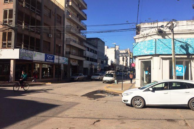 Municipio y COS realizarán obras en Belgrano y Chacabuco