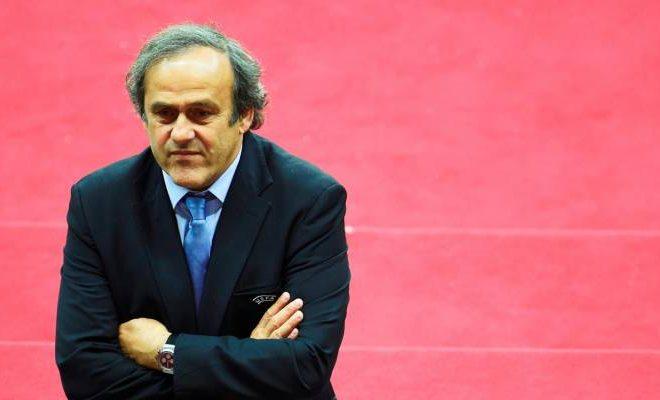 Detienen a Michel Platini en una causa por corrupción