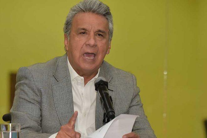 Ecuador: el Gobierno decretó toque de queda y militarización en Quito