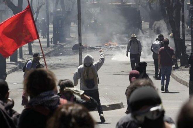 No cesan las protestas en Chile donde ya hay 11 muertos