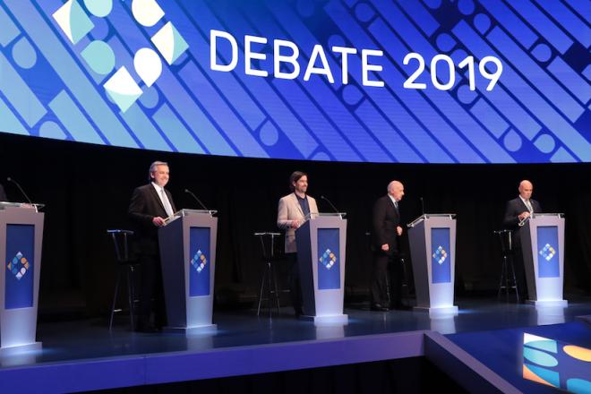 Debate presidencial: Los mejores momentos de la segunda parte
