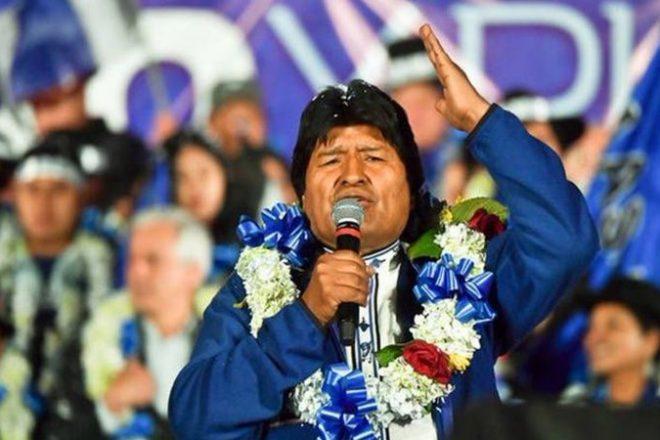Elecciones en Bolivia: habría segunda vuelta entre Evo Morales y Carlos Mesa