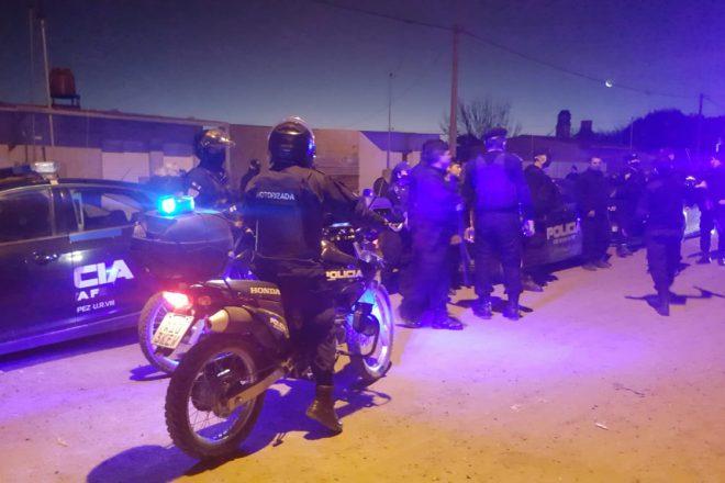 Disparos terminaron con cuatro heridos de bala en el barrio Iturbide