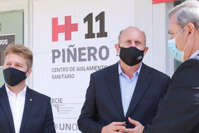 Covid-19: Perotti y Fernández anunciaron obras para reforzar el sistema de salud santafesino
