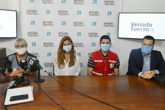 """Municipio e instituciones vuelven a poner en marcha el Programa de Voluntariado """"Mayores Cuidados"""""""