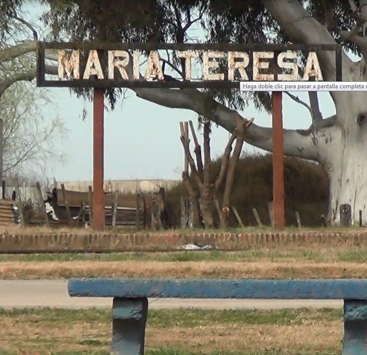 """María Teresa: ante """"el drámatico aumento de casos de coronavirus"""" la comuna impuso nuevas restricciones y pidió suspender las clases  presenciales"""