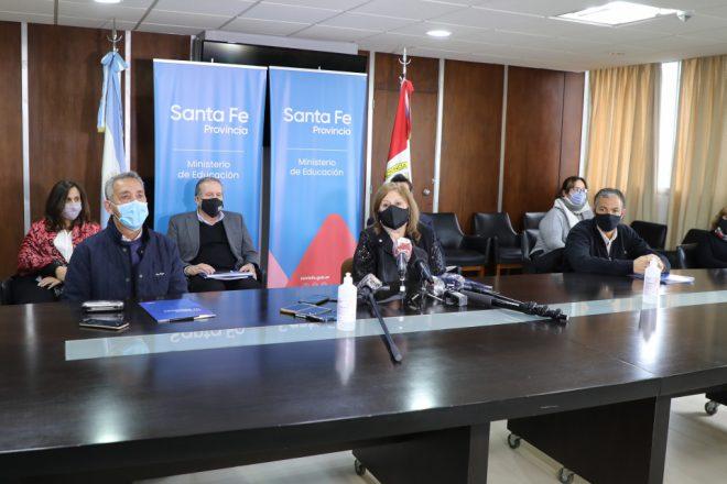 La provincia presentó el Plan de Fortalecimiento en la Formación de Enfermería