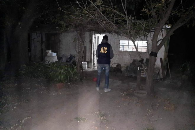 Detienen en Venado Tuerto al acusado de matar y desaparecer a un hombre en Córdoba