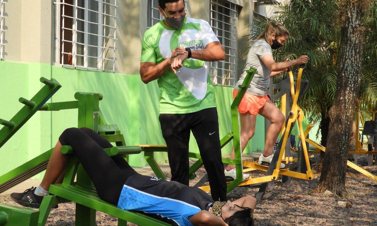 Ratificaron que gimnasios y clubes de Venado Tuerto están habilitados para trabajar al aire libre