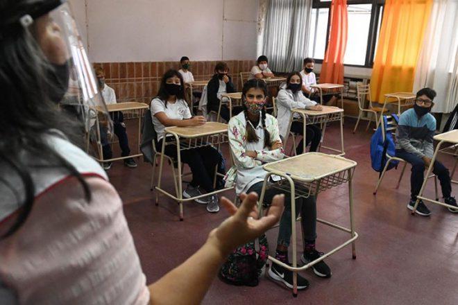 Carmen, La Chispa, Lazzarino y San Marcos son parte de las nuevas 107 localidades y parajes  provinciales en las que se habilitó la presencialidad escolar