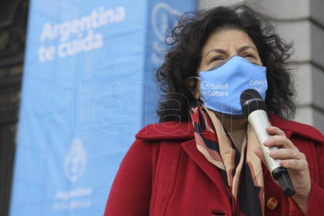Carla Vizzotti anunció que las embarazadas tendrán prioridad en la vacunación contra el COVID-19