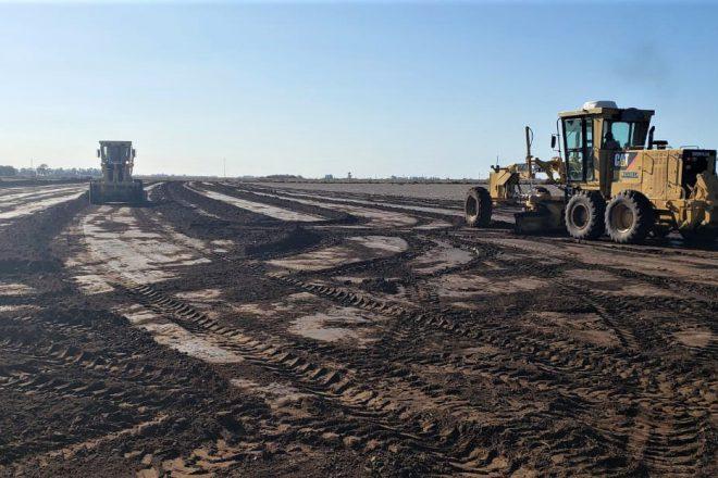 Vialidad Nacional informó que comenzaron las obras de la autopista de la 33