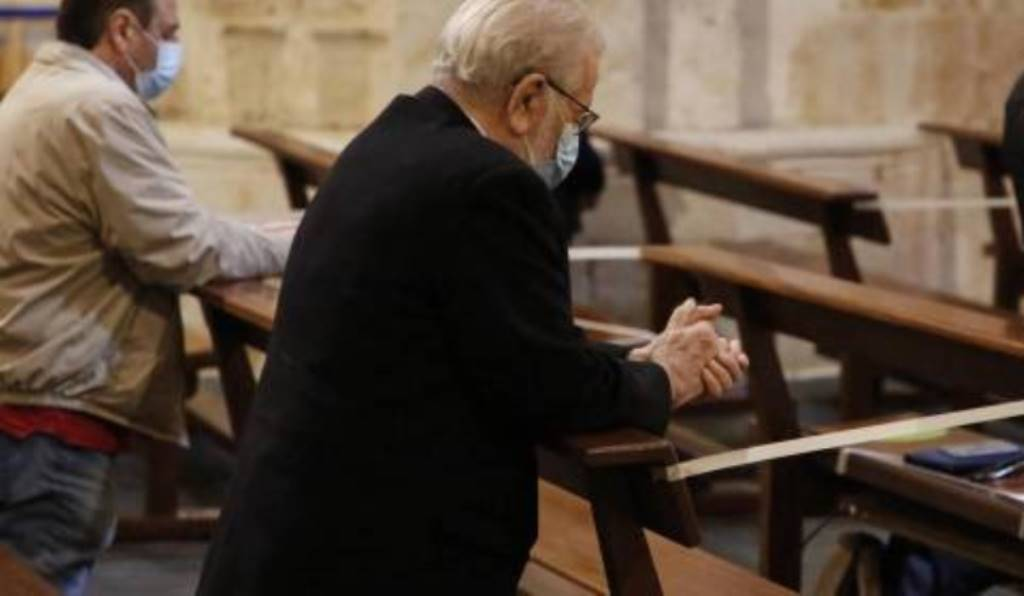 El gobierno provincial autorizó las actividades religiosas en iglesias y templos