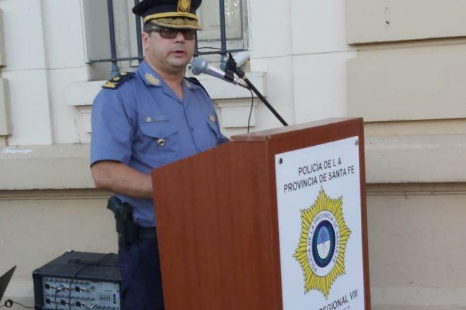 Allanaron al actual subjefe provincial de la Policía y exjefe de la Unidad Regional VIII en una causa por presunta malversación de fondos de la fuerza