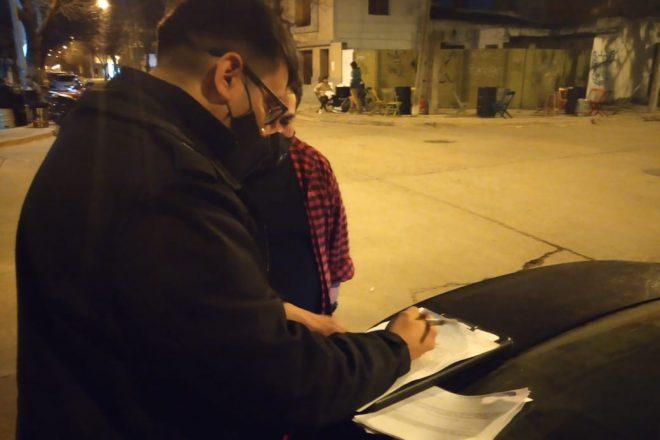 Fiscalía formalizó imputaciones a dueños de bares, que son defendidos por el concejal Pellegrini