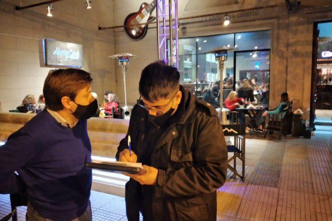 """Meardi sostiene que las multas a los bares venadenses se dan """"por razones políticas"""""""