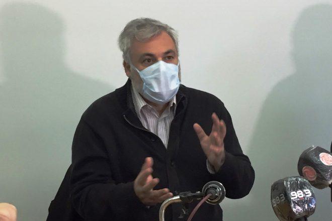 """Pedrola: """"Con los números actuales debemos rever las acciones preventivas en la región"""""""