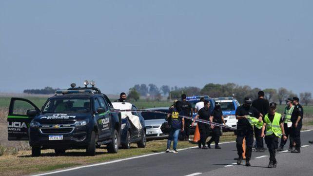 Ordenaron la prisión preventiva de los tres policías investigados por el  femicidio de Claudia González cometido el sábado pasado en Elortondo
