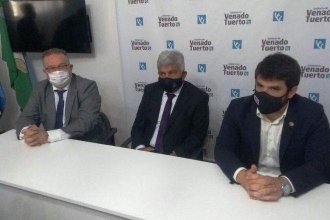 """Municipalidad, Ministerio de Seguridad y el MPA firmaron convenio para abordaje """"multiagencial"""" de la violencia"""