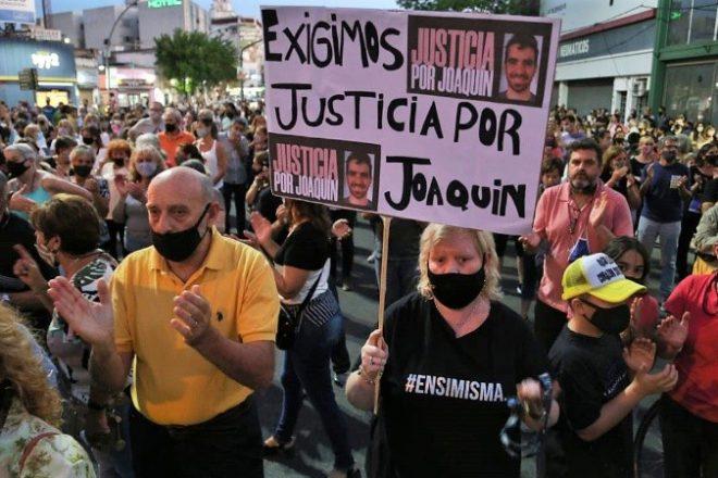 Trás el asesinato del joven arquitecto, Rosario salió a la calle para pedir justicia y seguridad
